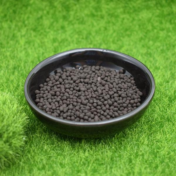 Mineral Resource Humic Acid Granular Organic Fertilizer for Agriculture #2 image